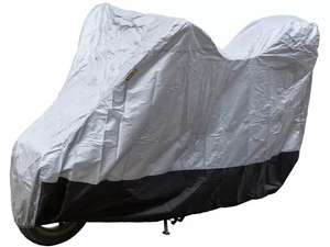 Halfords Motorcycle Cover (Large or Medium) - £1 (Free Click & Collect) @ Halfords