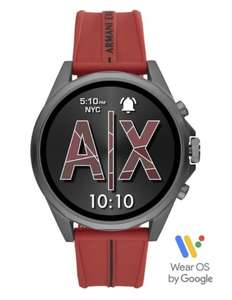 ARMANI EXCHANGE AXT2006 Smartwatch - Red £66.97 delivered from Currys PC World