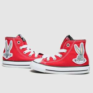 Kids Converse x Bugs Bunny Chuck Taylor All Star High Top £22.47 delivered (UK Mainand), using code @ Converse