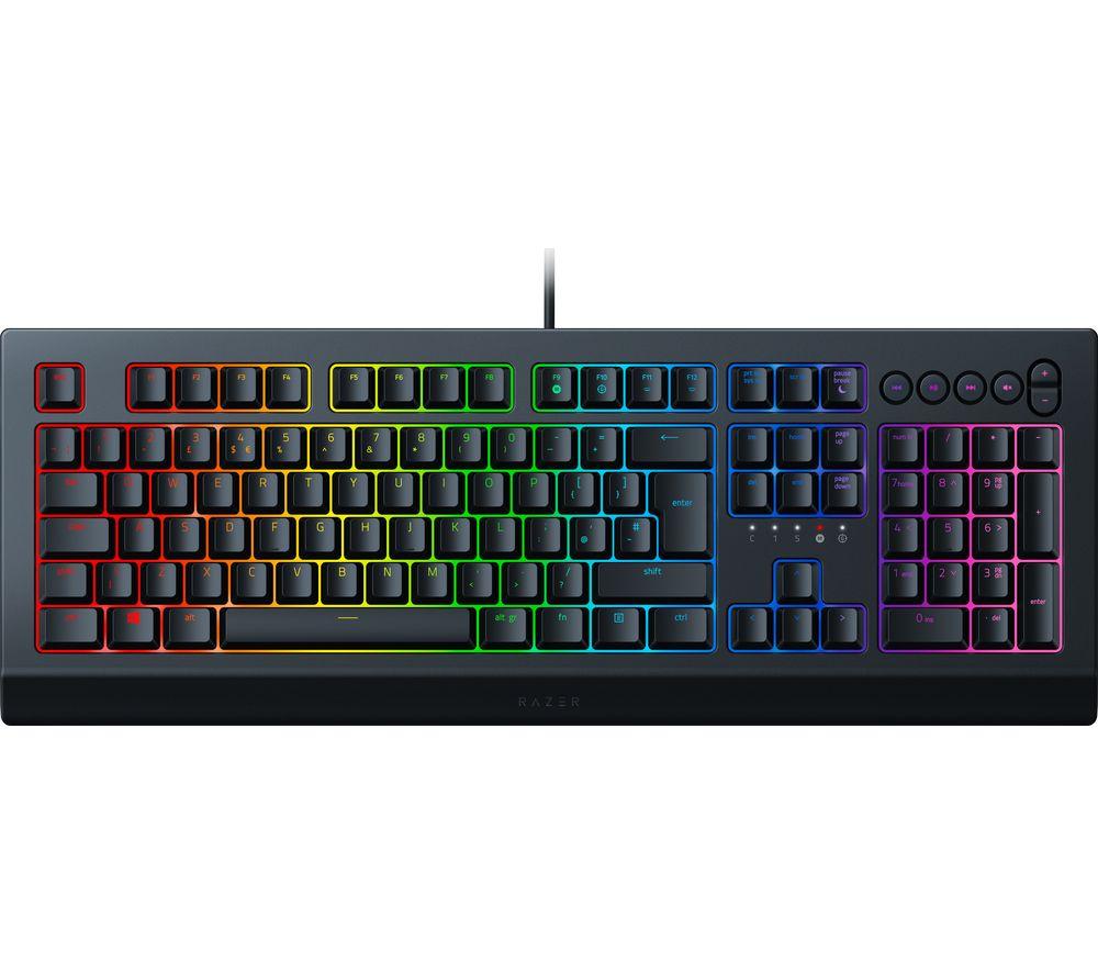 RAZER Cynosa V2 Chroma Gaming Keyboard, £39.99 at Currys PC World