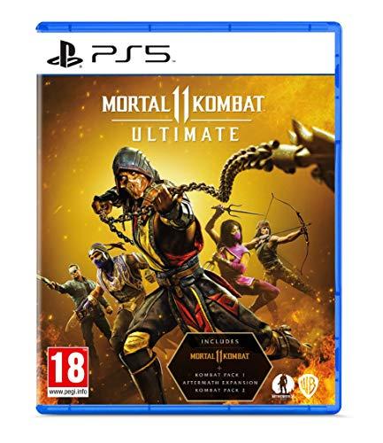 Mortal Kombat 11 Ultimate (PS5) - £24 Amazon