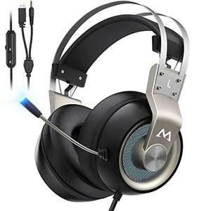Mpow EG3 Pro Gaming Headset (PC / Xbox / PS4) £13.99 Delivered Using Code / Voucher Sold by HBH LTD and Fulfilled by Amazon