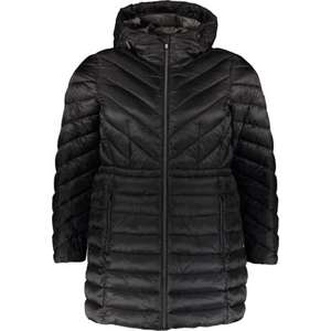 Size 16 and 18 MICHAEL KORS Black Padded Coat - £32 + £3.99 Delivery @ TK Maxx
