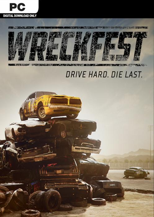 [Steam] Wreckfest (PC) - £8.99 @ CDKeys