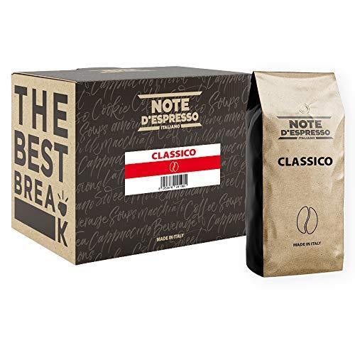 Note d'Espresso coffee beans 2kg - £10.02 (+£4.49 Non Prime) @ Amazon