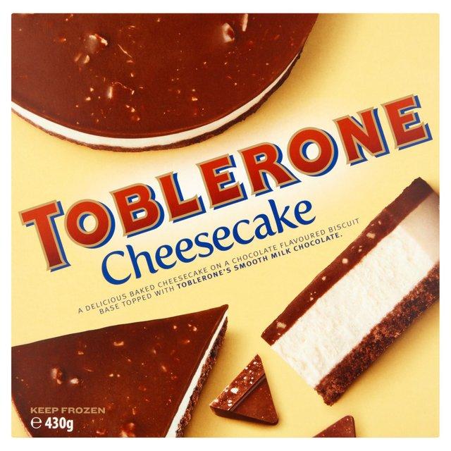 Toblerone cheescake £1 @ LIDL