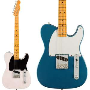 Fender 70th Anniversary Esquire White or Blue - Includes Hardcase - £1499 With Free Next Day Delivery @ GuitarGuitar