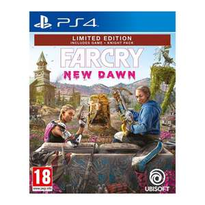 [PS4] Far Cry: New Dawn - Limited Edition - £8.95 delivered @ The Game Collection
