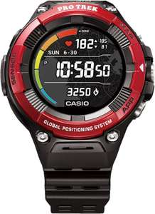 Casio ProTrek GPS Smartwatch WSD-F21 £199 inc. delivery from Watchnation (Red or Black)
