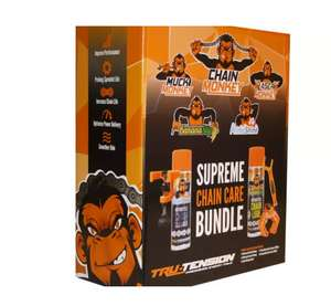 Chain Monkey Supreme Bundle by Tru-Tension, £10 - Free click & collect (Limited stock) @ Halfords