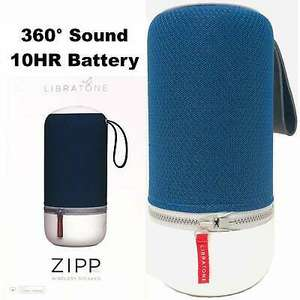 Libratone ZIPP Mini - portable apeakers Wi-fi (AirPlay), Bluetooth & Aux - £37.99 delivered @ trade-rush / eBay