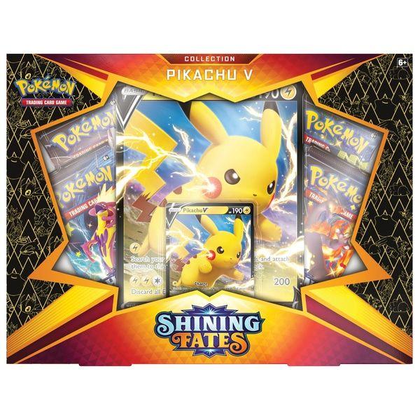 Pokémon Trading Card Game Shining Fates Pikachu V Box £21.99 @ Smyths Toys