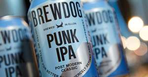 Free Pint of Brewdog Lost Lager @ Brewdog Stores