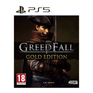 Greedfall: Gold Edition (PS5) Pre-order - £29.95 delivered at The Game Collection