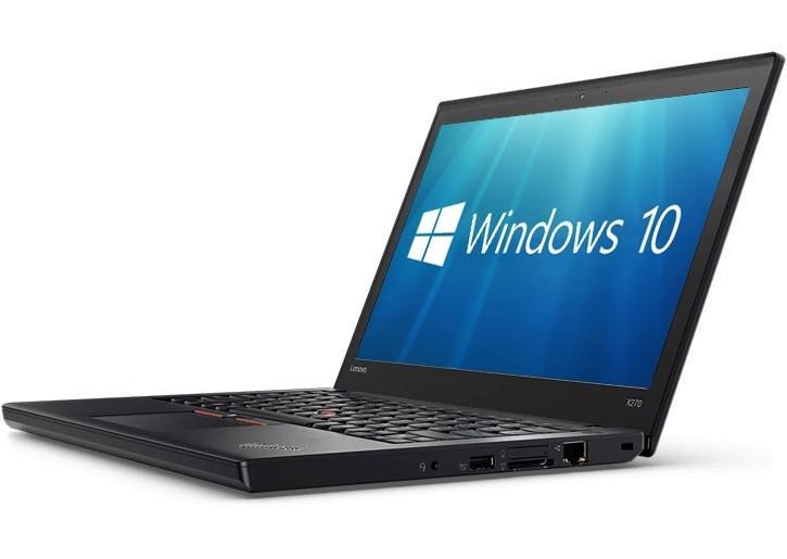 Refurbished Lenovo Thinkpad X270 Laptop 6th Gen 8GB 256GB - Full HD screen - Grade B - £223.20 delivered using code @ ITZOO