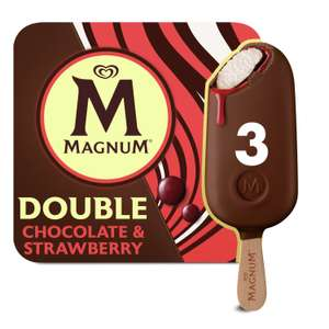 Magnum Triple Choc and Strawberry 1p instore @ Morrisons (Coventry)