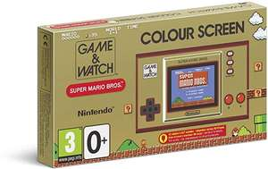 Nintendo Game & Watch Super Mario Bros (Customer Returns) £25 Delivered (UK Mainland) @ Elek Direct (AO Outlet)