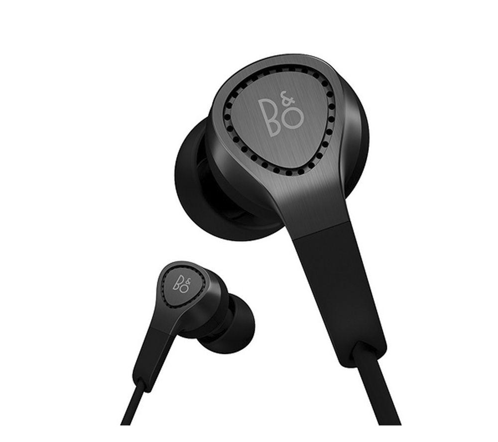 Bang & Olufsen B&O PLAY H3 Headphones - Black - £29.97 @ Currys