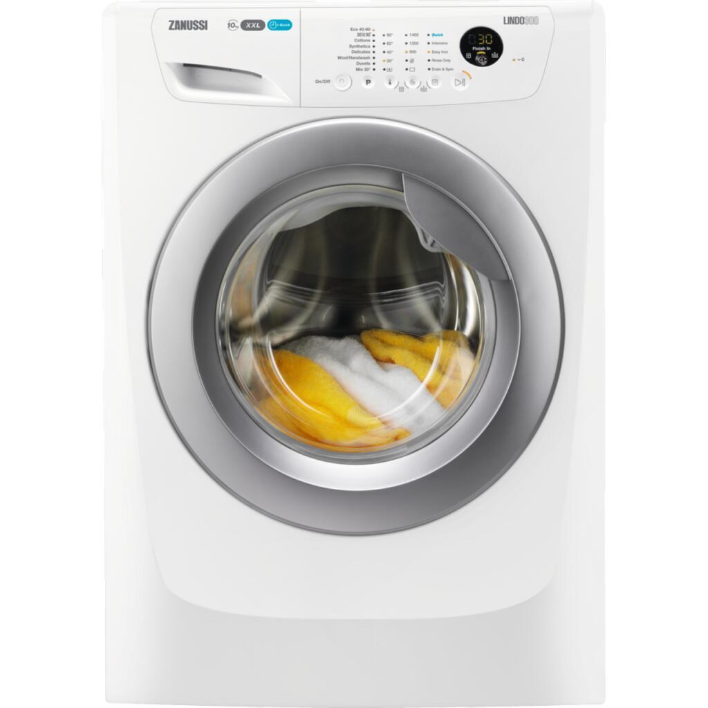 Zanussi ZWF01483WR Lindo300 10Kg 1400 RPM Washing Machine £284.05 delivered (UK mainland) with code @ AO / ebay