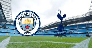 Up to £5 Free matched bet when you bet 5p or more on Man City V Spurs at Sky Bet