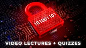 Nice set of Info and Cyber security courses currently free @ Udemy