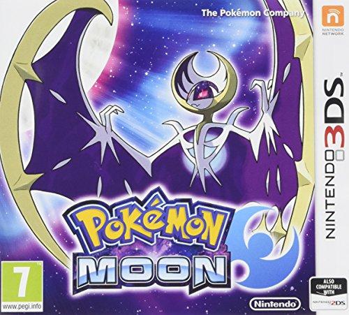 Pokémon Moon 3DS - £12.99 (+£4.49 Non-Prime) @ Amazon