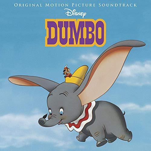 Dumbo [VINYL] 180 grams Various Artists - £8.58 (Prime) + £2.99 (non Prime) at Amazon