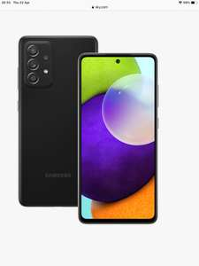 Samsung a52 128 5G. - 2gb Data - Sky contract - £29pm x 12 months - total cost £348 (+ can claim free Galaxy buds) @ Sky Mobile
