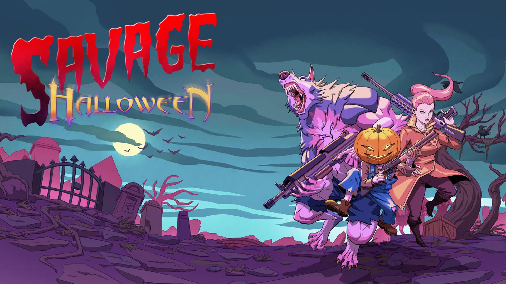 Savage Halloween (Nintendo Switch) £2.24 at Nintendo eShop