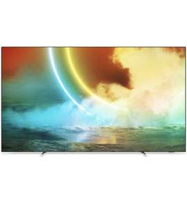 """Philips 55OLED705 55"""" Smart Ambilight OLED 4K Ultra HD Android TV £999 (£949 using on page voucher / UK Mainland) @ ao"""