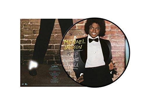 Michael Jackson - Off The Wall (Vinyl Picture Disk) £16.95 (+£2.99 non-prime) @ Amazon