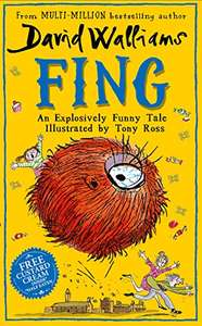 Fing by David Walliams - Kindle Edition now 99p @ Amazon