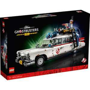 LEGO Creator Expert: Ghostbusters ECTO-1 (10274) £144.99 delivered @ Costco