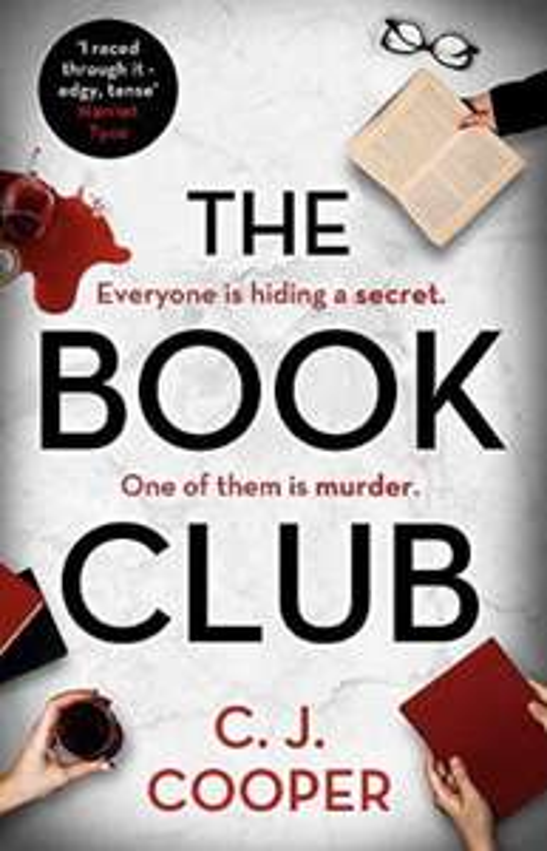 The Book Club (C.J Cooper) Paperback Book £2 prime / £4.99 nonPrime @ Amazon