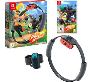 Nintendo Switch Ring Fit Adventure - £54.99 delivered @ Currys PC World
