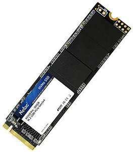 Netac NVMe SSD 500GB 512GB PCIe Gen3x4 NVMe M.2 2280mm Internal Solid State Drive £42.92 delivered @ Sold by Netac Official Store and FBA