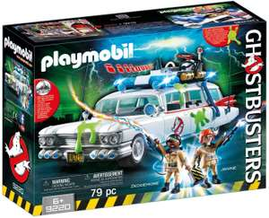Playmobil Ghostbusters 9220 Ecto-1 with Light and Sound Effects £33.74 delivered @ Playmobil