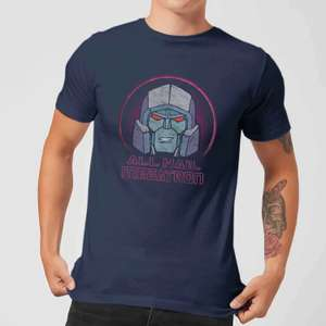 Transformers Mug and Tee for £8.99 + £1.99 delivery at Zavvi