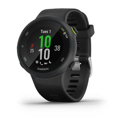 Refurbished Garmin Forerunner 45 GPS 42mm Case Watch, Black - £64.39 with code at gpsgadgets / ebay