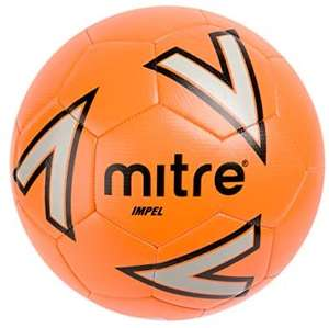 Mitre Impel Training Football - Size 3 or 5 - £6 Prime (+ £4.49) @ Amazon
