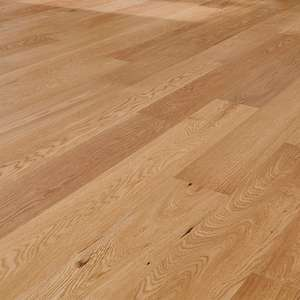 Style Nature Light Oak Engineered Wood Flooring 1.44 m² pack for £37.44 in store @ Wickes