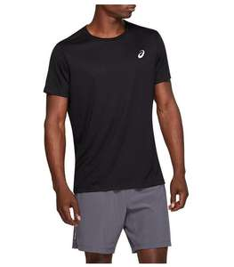 3 x ASICS Sport Train Top - Black - Medium Only (Less than half price & 3 For 2) £15 & Free Delivery for members of OneASICS @ Asics