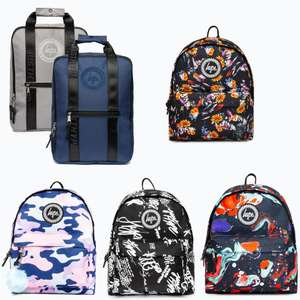 Hype Backpacks - £8.50 Each + Free Delivery Using Code (UK Mainland) @ Just Hype