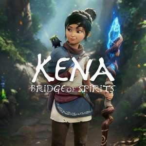 Kena: Bridge of Spirits [PS4 / PS5] Pre-Order £24.50 @ PlayStation PSN Turkey