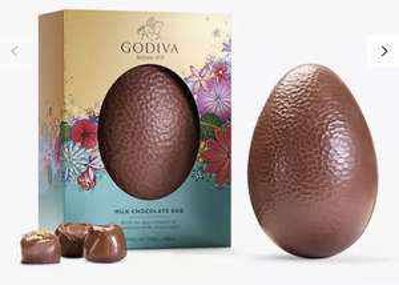 Godiva Pixie Milk Chocolate Easter Egg, 275g - £5.40 + £2 C&C @ John Lewis & Partners