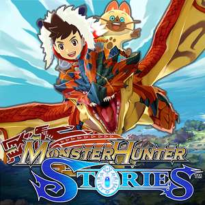 Monster Hunter Stories on sale on the Google Play Store for £3.59