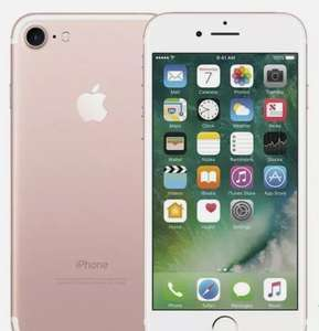 Apple iPhone 7 32GB Rose Gold Smartphone - Locked To Vodafone - Good Condition Refurbished - £76.49 With Code @ Music Magpie / Ebay