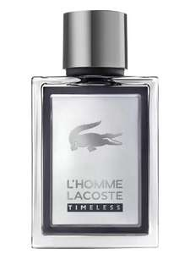 LACOSTE L'Homme Timeless Eau de Toilette for him 50ml £19.99 Delivered (Members Deal) @ The Perfume Shop