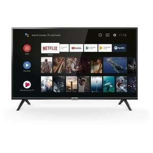 """TCL 32ES568 32"""" Smart 720p HD Ready Android TV £167.97 + £9.99 delivery at Laptops Direc"""