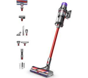 DYSON V11 Outsize Cordless Vacuum Cleaner - Red £649 + get £150 voucher - effectively £499 @ Currys PC World